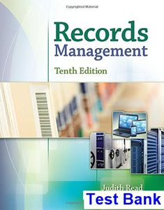 Management 13th edition by stephen p robbins mary coulter isbn 13 test bank for records management 10th edition by read fandeluxe Image collections