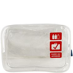 Flight 001 Carry-On Quart Bag