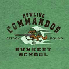 Marvel Comics: Howling Commandos t-shirt.  #marvel #HowlingCommandos