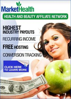 EARNING MONEY ONLINE!!!  (Click Here:) http://beautyhealth4menwomen.com/MarketHealth.php | For over 10 years Market Health has been the industry leader in the performance based Health and Beauty space. We manufacture, own, & operate over Health Beauty 200 products in over 100 countries. Working direct with Market Health will ensure you the highest payouts. No middleman means more money to you! All our offers are exclusive with the guaranteed top payout on the offer & earn recurring income.