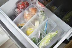 暮らし上手さんに学ぶ。使いやすくてスッキリとした冷蔵庫の野菜収納法! | folk