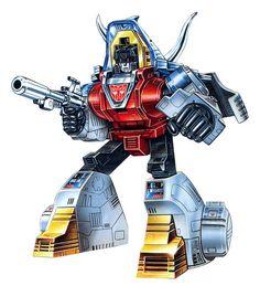 G1 Dinobot Snarl Boxart