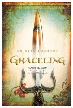 Image result for graceling book cover
