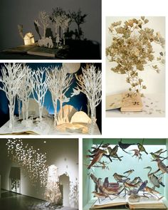 Paper artist - Sue Blackwell