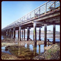 The Wooden Bridge, Clontarf, Dublin Taken using an instagram filter Where The Heart Is, Amazing Places, Dublin, Places Ive Been, The Good Place, Filter, Ireland, Irish, Coastal
