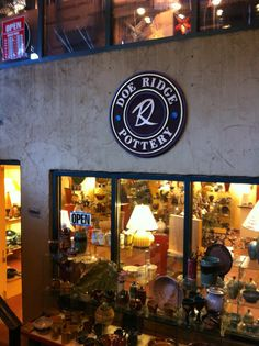 Find the perfect gifts: Doe Ridge Pottery cooperative at 585 West King Street, Suite D (as in downstairs!) | Downtown Boone, NC