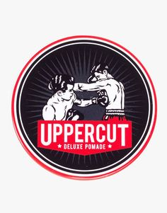 Uppercut Deluxe Pomade Hair Product - RouteOne.co.uk