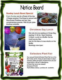 See photos, tips, similar places specials, and more at Stephward Estate Country House Christmas Day Lunch, Bed And Breakfast, South Africa, Coast, Country, Rural Area, Country Music