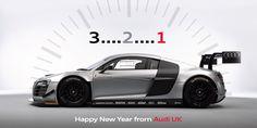 Twitter / AudiUK : #2014 is here! #Audi ...