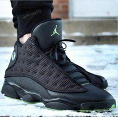 Nike Air Jordan 13 so clean Jordans Sneakers, Air Jordans, Shoes Sneakers, Roshe Shoes, Adidas Shoes, Retro Jordans, Black Jordans, Jordans Girls, Vans