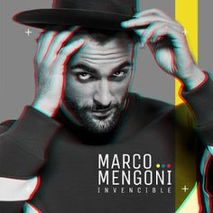 Life after Helsinki 2007 Eurovision: MARCO MENGONI GOES SPANISH AGAIN WITH INVENCIBLE