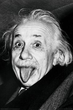 Albert Einstein - Face Prints - AllPosters.ca