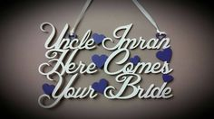 Check out this item in my Etsy shop https://www.etsy.com/uk/listing/269001081/beautiful-personalised-plaque-for-your