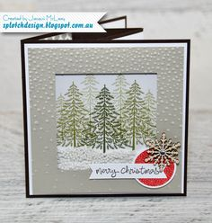 A blog about Stampin Up, scrappbooking & card making.