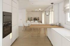 7 soggiorno cucina bozza Carrara, Villa, Interior Design, Kitchen, Home Decor, Nest Design, Cooking, Decoration Home, Home Interior Design