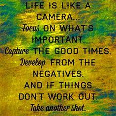 A shot at Life