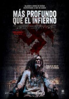 Más Profundo que El Infierno Trailer Español.