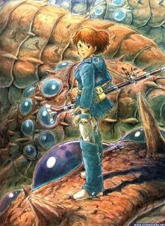 Nausicaa of the Valley of the Wind; Studio Ghibli