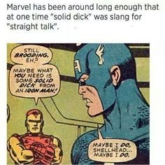 Solid Dick.