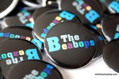 Merchandising musical. Infórmate en info@tuschapitas.com