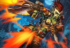 What should you expect from Hunter as Blackrock Mountain rolls out?  http://www.liquidhearth.com/forum/constructed-strategy/482499-new-cards-for-and-against-hunter-in-brm…