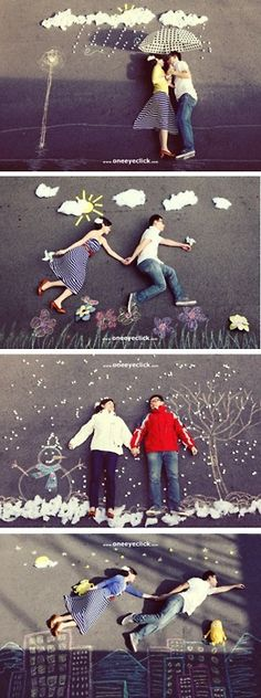 I love these! They would be so great if you did family pictures like this too!