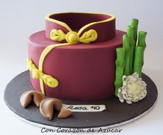 www.concorazondeazucar.com Tarta China China Cake