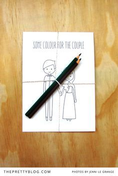 Free Wedding GamePrintables forThe Little Ones