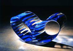 Ron Arad, 'Acrylic Oh Void 2' armchair 2004