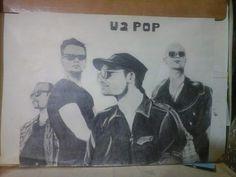 U2 - lapiz - Eliana Lera