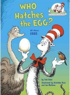 Who Hatches the Egg? : All About Eggs (Hardcover) (Tish Rabe)