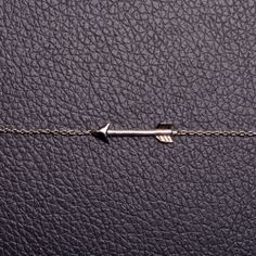 Bracelet Flèche En Argent 925  http://www.monbijoudamour.com/