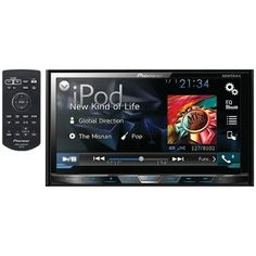 Thunderbolt Electronics' Blog: PIONEER DVD Receiver Bluetooth®, Siri® Eyes Free, ...