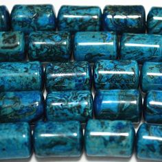 55pcs Turquoise Stone Rings Silver Plated Women Men Wholesale Jewelry Mix Green
