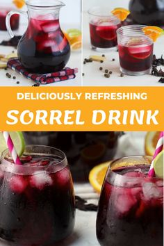Summer Drinks, Cocktail Drinks, Fun Drinks, Cocktail Recipes, Alcoholic Drinks, Beverages, Cocktails, Jamaican Dishes, Jamaican Recipes