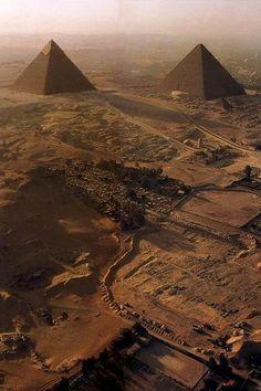 Gran Pirámide de Guiza, Cairo, Egipto