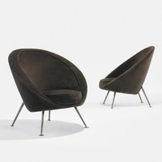 Lounge Chair for Cassina, Designed by Ico Parisi