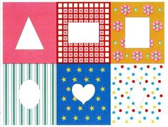 Подбери заплатку   Радуга Kids Patterns, New Print, Pattern Blocks, Animals For Kids, Puzzle, Kids Rugs, Shapes, Learning, Home Decor