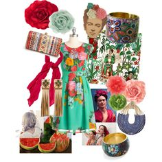 #Frida - Inspiration