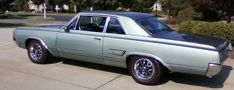 1965 Olds 442 - This looks just like the one that I owned