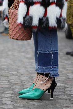 Street style | Paris Fashion Week | Autumn 2018 | Photo: The Thread ~ Blogs.Nordstrom.com | March 2018