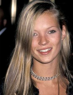 Kate Moss: Hair Evolution