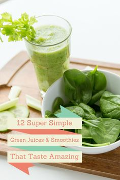 12 Super Simple Green Juices and Smoothies that Taste Amazing. You might have heard the fads before Drink green juice its great for you. The thing is they might not be the greatest tasting beverages available. Weight Loss Detox, Weight Loss Meal Plan, Lose Weight, Green Juice Detox, Green Juices, Best Diet Drinks, Detox Drinks, Green Juice Recipes, Juice Smoothie