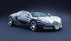 Future Sport Super Car | 2012 Bugatti Veyron Super Sport L Or Blanc Front Right Photo on July 1 ...