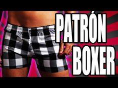 Cómo trazar el patrón para un boxer clásico