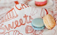 New! Poketo Kitchen Linens Collection by Kate Bingaman-Burt