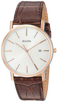 Bulova Men's 98H51 Stainless Steel Dress Watch With Croco... https://www.amazon.com/dp/B000WUKJ0O/ref=cm_sw_r_pi_dp_x_1MIbAbK19PQRW