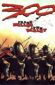 300 comic Frank Miller