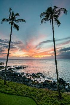 Sunset in Lahaina, #Maui #Hawaii