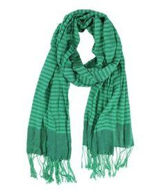 Modadorn Desert Stripe Scarf Green Women's fashion, clothing & accessories Modadorn. $12.99